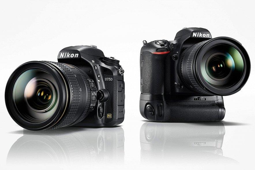 Сегодня компания Nikon представила универсальную полнокадровую зеркальную фотокамеру D750