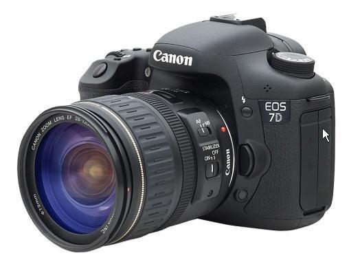 Canon представляет цифровую зеркальную фотокамеру EOS 7D Mark II