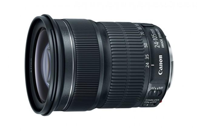 Canon показала три новых объектива