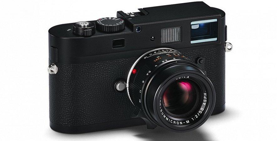 Leica готовит новую черно-белую фотокамеру