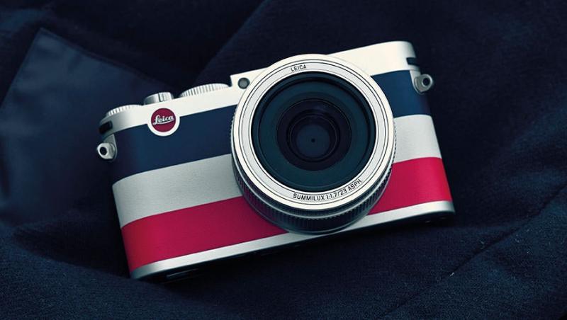 Leica и Moncler представили фотоаппарат ограниченной серии Leica X Edition Moncler
