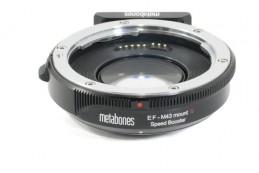 Вышла новая версия адаптера  Metabones, совместимая с серией камер Olympus OM-D