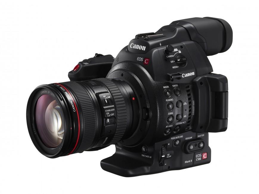 Компания Canon расширяет модельный ряд системы Cinema EOS