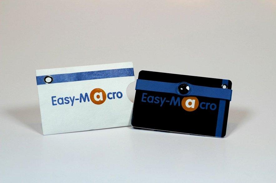 Easy-Macro поможет справиться с макросъемкой любому смартфону