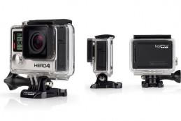 Компания GoPro представила четвертое поколение своих экшн-камер