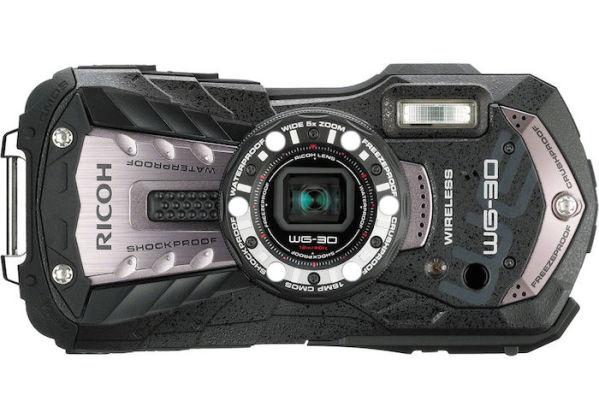 Компания Ricoh Imaging Company представила прочную цифровую камеру WG-30W