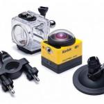 Компания Kodak анонсировала компактную экшн-камеру PixPro SP360