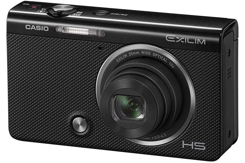 Линейка компактных фотоаппаратов Casio пополнилась моделью Exilim EX-FC500S