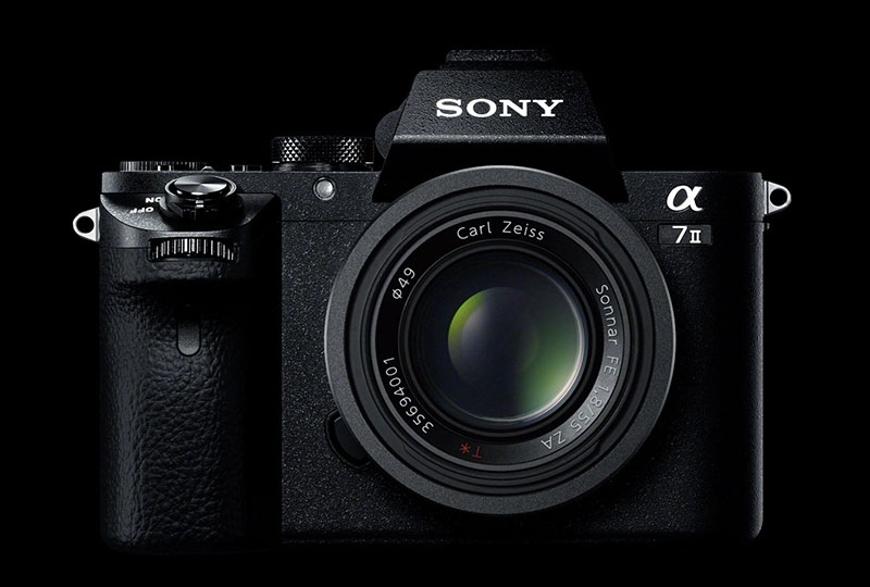 Корпорация Sony анонсировала системный фотоаппарат A7 II