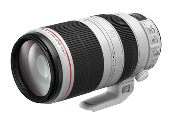 Компания Canon расширила свою серию L новым мощным зум-объективом EF 100–400mm f/4.5–5.6L IS II USM