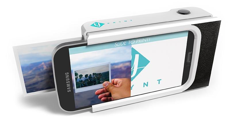 Небольшой французский стартап Prynt собирается вывести на рынок оригинальные футляры для смартфонов