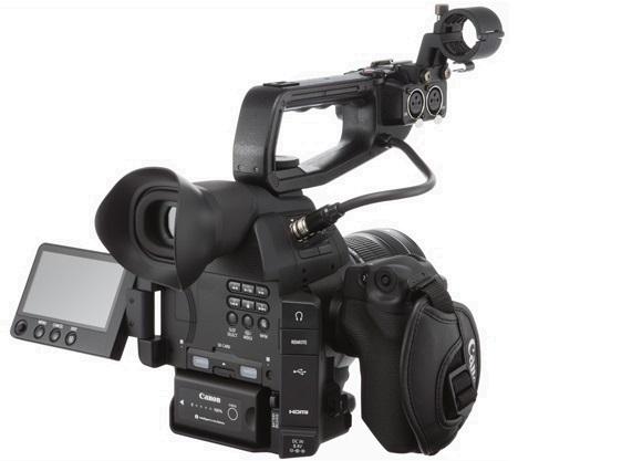 Canon готовится привезти на выставку Consumer Electronics Show 2015 профессиональный камкордер XC10