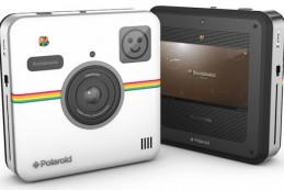 Polaroid выпустил цифровую камеру с мгновенной печатью