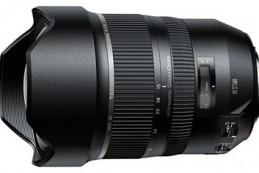 Компания Tamron объявила дату релиза и цену на объектив SP 15-30mm F/2,8 Di Vc USD
