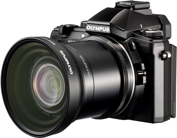 Компания Olympus выпустила новую версию встроенного программного обеспечения для компактной камеры Olympus Stylus 1