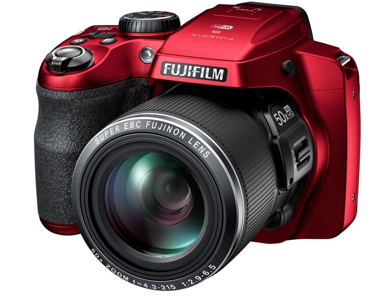 Компания Fujifilm представила фотоаппараты FinePix S9900W и S9800