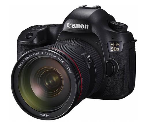 Canon разрабатывает камеру EOS 5DS/5DS R с сенсором в 50,6 Мп