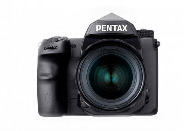 Pentax разрабатывает полнокадровую зеркальную камеру