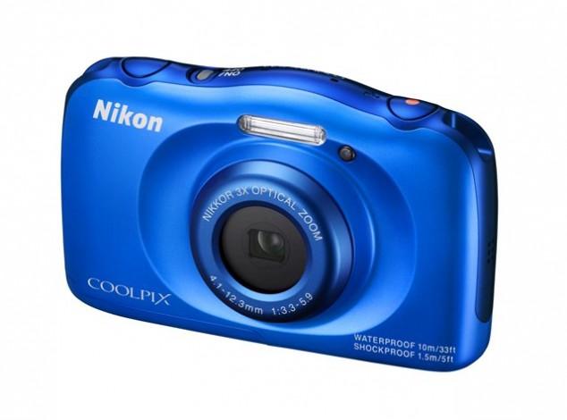 Компания Nikon объявила о выпуске двух новых моделей в линейке водонепроницаемых фотокамер