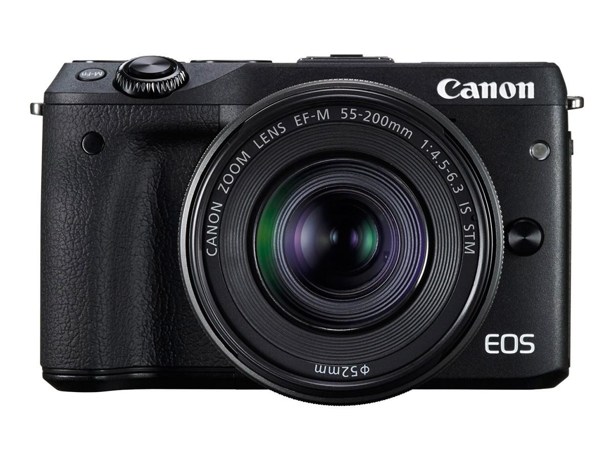 Компания Canon представила камеру EOS M3