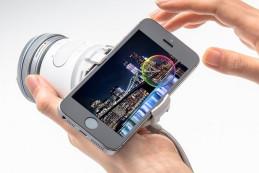 Компания Olympus выпустила устройство с названием Air A01