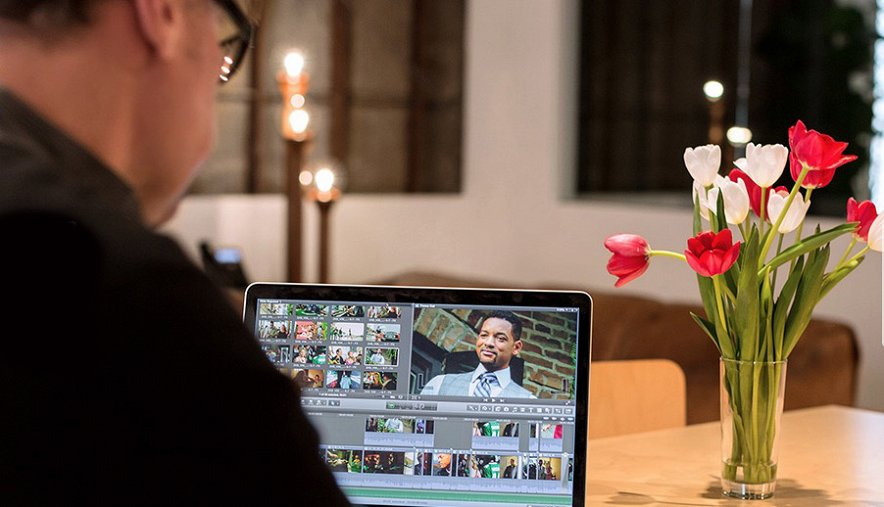 Блокбастер «Фокус» с Уиллом Смитом в главной роли снимали с помощью технологий Apple