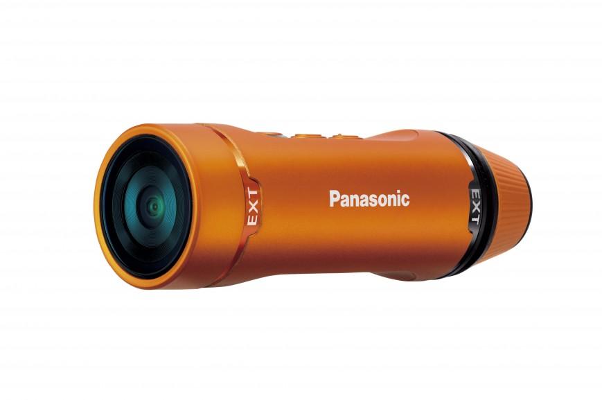 Компания Panasonic HX-A1 сможет снимать в полной темноте