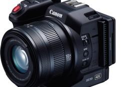 Компания Canon представила новое поколение устройств для создания и обработки контента в формате 4K