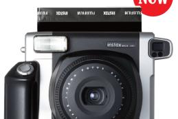 Линейка камер моментальной печати Instax пополнилась двумя новыми моделями – широкоформатным 300 и очаровательным Hello Kitty