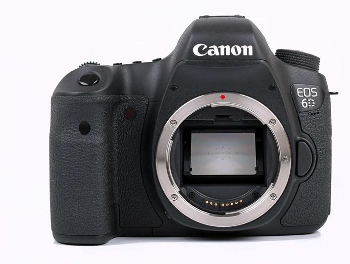 В распоряжении сетевых источников оказалась информация о характеристиках зеркального фотоаппарата Canon EOS 6D Mark II