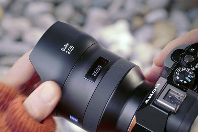 Компания Zeiss анонсировала новую линейку объективов под названием Batis