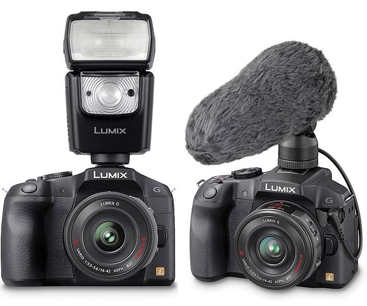 Panasonic Lumix G7 – беззеркальная камера с функциями 4К видео и «4К фото»