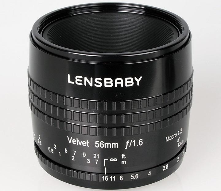 Компания LensBaby анонсировала новый продукт