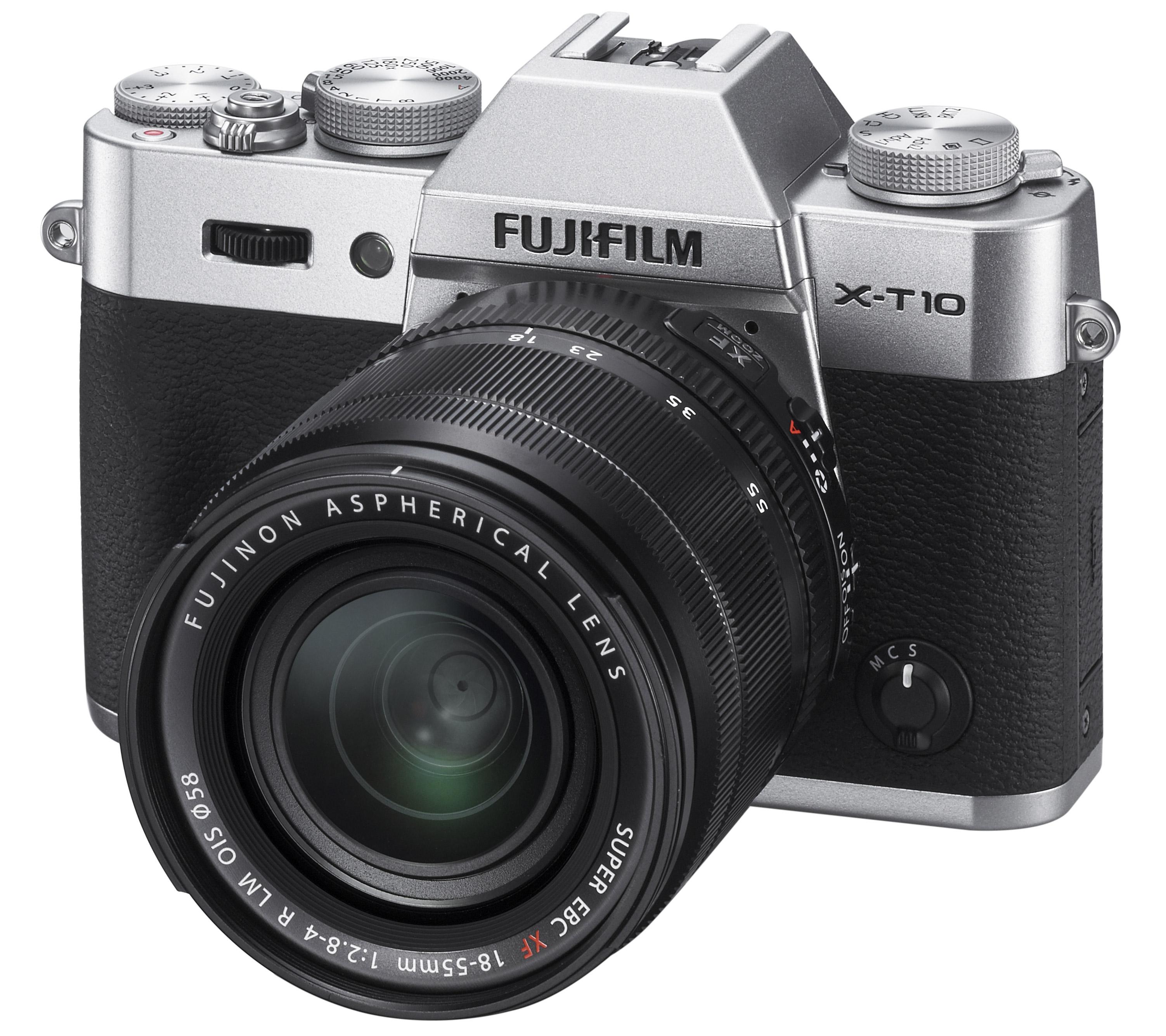 Компания Fujifilm анонсировала X-T10 – младшего брата флагмана X-T1