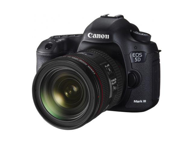 Canon празднует 10-летний юбилей серии EOS 5D