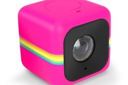 Компания Polaroid анонсировала новую версию миниатюрной видеокамеры Cube