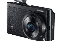 Samsung в скором времени анонсирует компактный беззеркальный фотоаппарат NX Mini 2