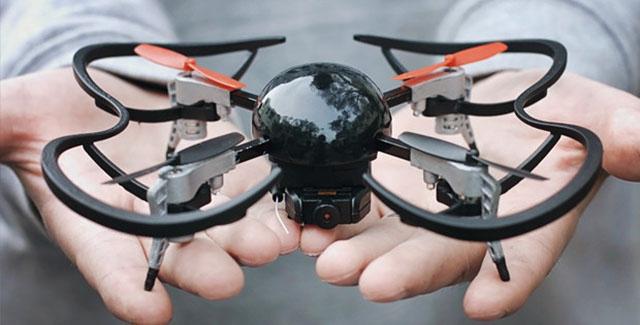 Micro Drone 3.0 – дешевый дрон с камерой, который помещается на ладони