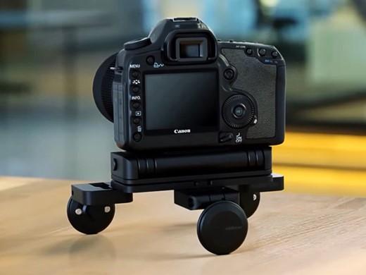 Чешский производитель аксессуаров для видеосъемки, компания Edelkrone, выпустила съемочную тележку