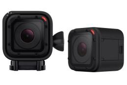Hero4 Session стала самой компактной камерой GoPro