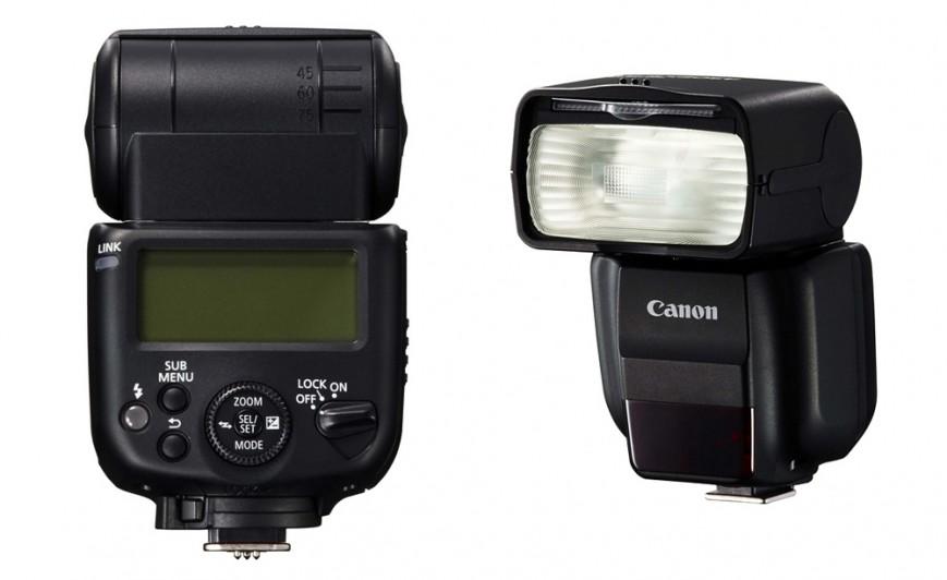 Canon расширила систему EOS вспышкой Speedlite 430EX III
