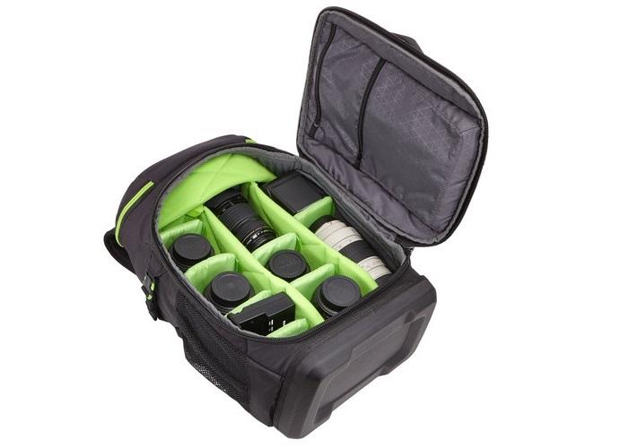 Компания Case Logic выпустила новую модель фоторюкзака с системой поддержки камеры «гамак»