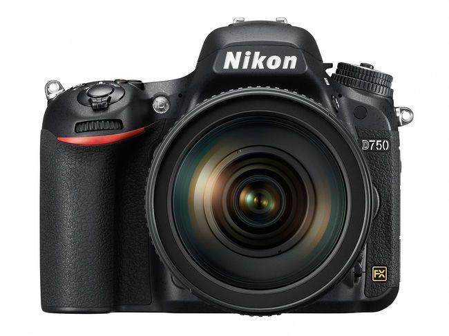 Компания Nikon предупредила о наличии дефекта в зеркальном фотоаппарате D750