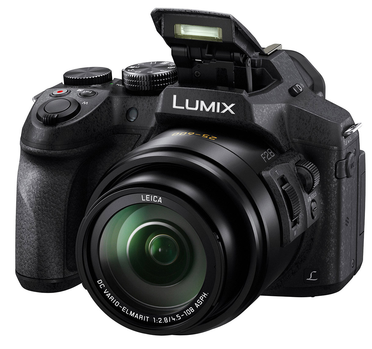 Panasonic анонсировала выход ультразума LUMIX FZ300