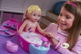 Почему так важна для девочки её первая кукла