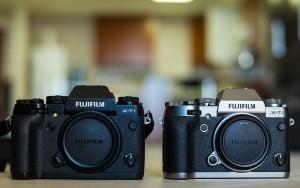Компания Fujifilm анонсировала выход X-T1 IR