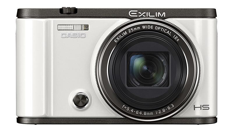 Компания Casio показала свои новые камеры