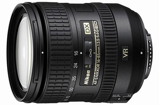 Компания Nikon объявила о выходе объектива Nikkor 16-80mm f/2.8-4E ED VR