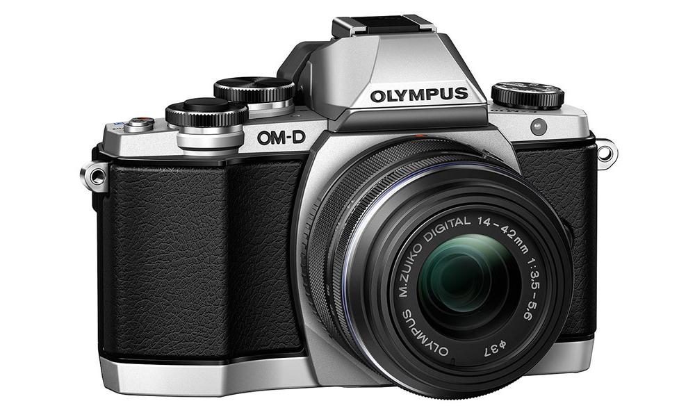 В сети появилась новая информация о камере Olympus OM-D E-M10 Mark II системы Micro Four Thirds