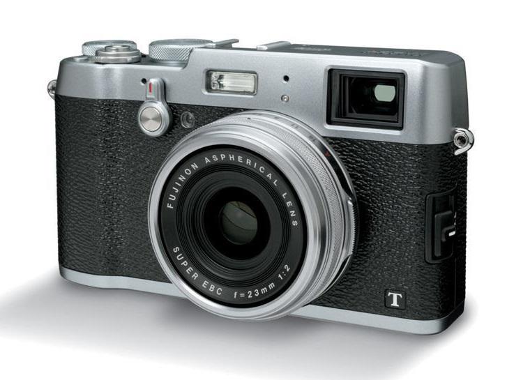 Компания Fujifilm готовит новую компактную фотокамеру, которая придёт на смену модели премиум-класса X100T